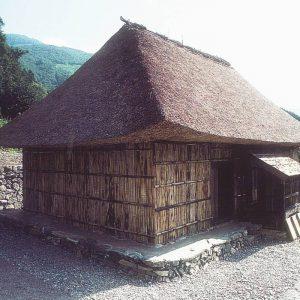 旧小采家住宅(国指定重要文化財)